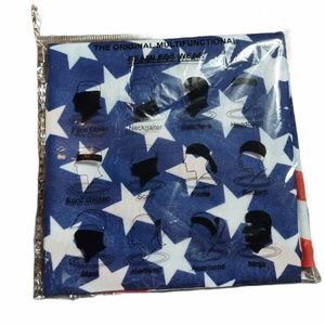 The Original Multifunction Seamless Wear USA Flag